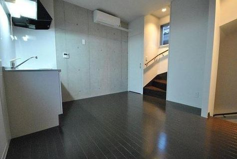クロススクエア西大井 / 1階 部屋画像3
