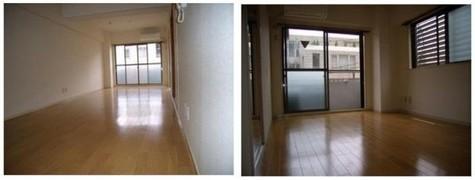 ヒルズ高輪B棟 / 401 部屋画像3