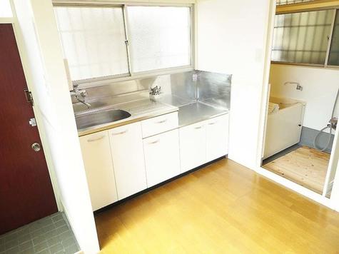 Kaminoge 10 min Apartment / B201 部屋画像3