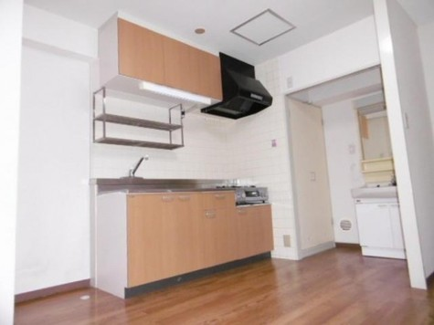 サンハイム五反田 / 4階 部屋画像3