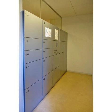 グレンパークG-WEST / 2階 部屋画像3
