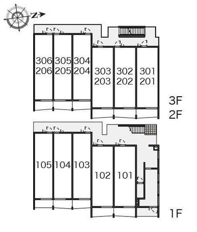 CARARU自由が丘 / 2階 部屋画像3