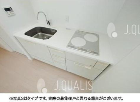 六本木エムケイアートレジデンス / 3階 部屋画像3