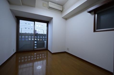 居室はゆとりの広さです。