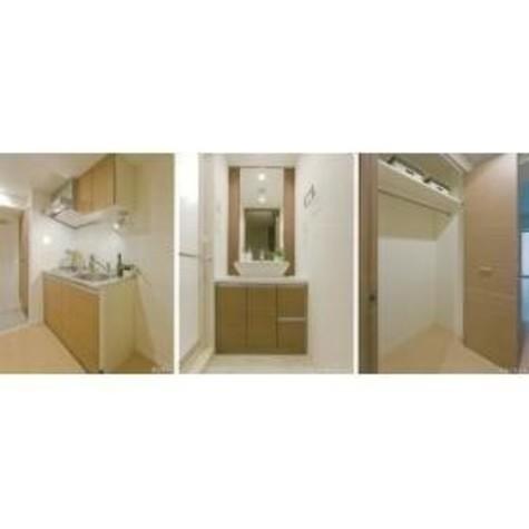 プレスタイル横濱SOUTH / 3階 部屋画像4