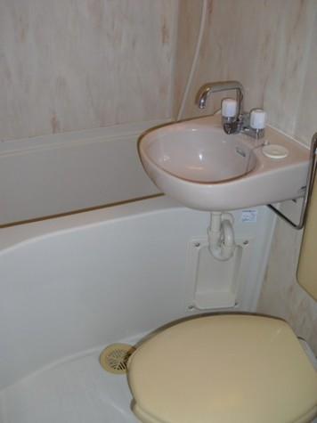 バストイレ(他のお部屋の写真です