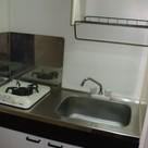 システムキッチン(ガスコンロ)