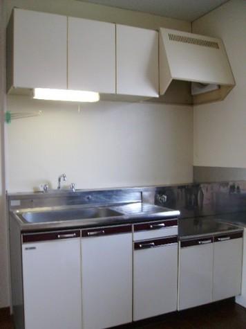 キッチン部分