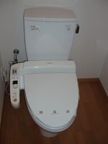 トイレ(別号室の物になります)