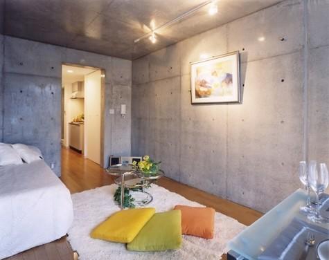 居室 7・5帖 柱のないきれいな長方形ですのでレイアウトしやすいお部屋です☆