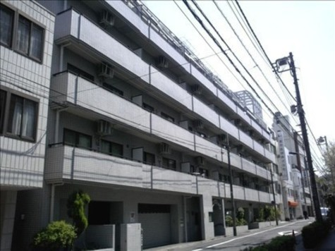 湯島台レジデンス / 5階 部屋画像4