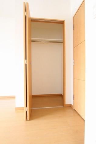 参考写真:クローゼット(2階・別タイプ)