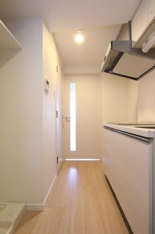 参考写真:廊下(5階・別タイプ)