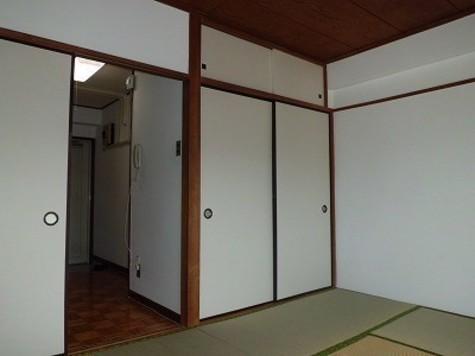 布屋マンション / 303 部屋画像4
