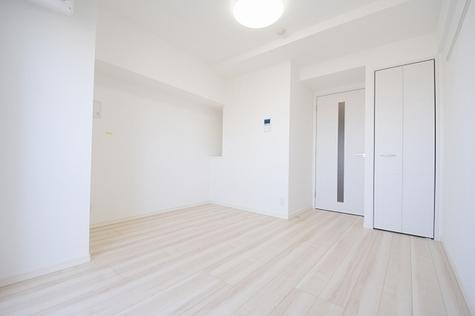 白を基調としたお部屋