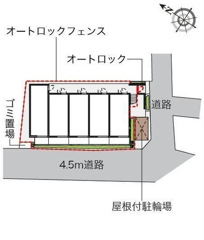 レオネクスト南新宿 / 2階 部屋画像4