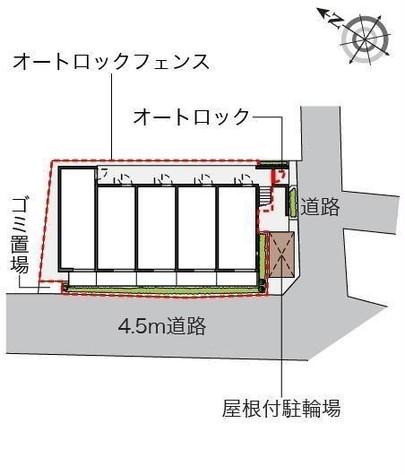 レオネクスト南新宿 / 3階 部屋画像4