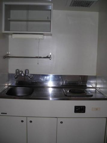 1口電気キッチン