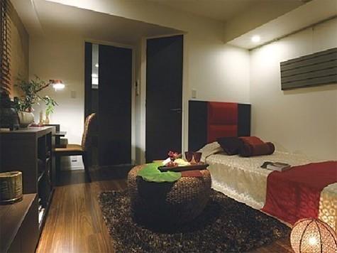 パークリュクス白金mono / 2階 部屋画像5