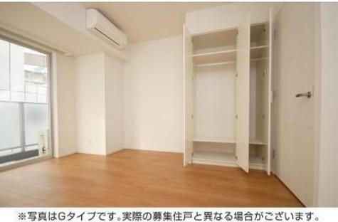 パークキューブ四谷三丁目 / 8階 部屋画像5