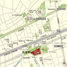 メルクマール京王笹塚レジデンス / 17階 部屋画像5