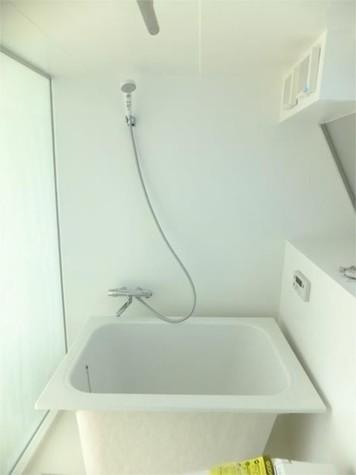 浴室暖房付き