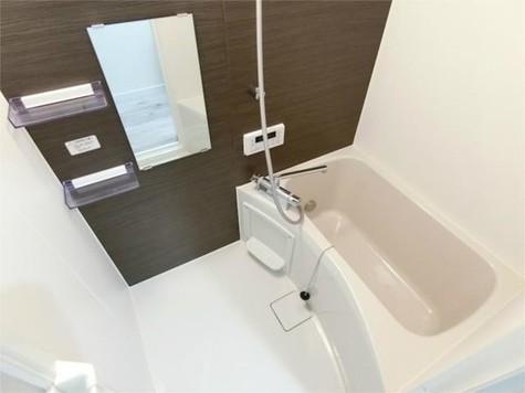 追焚きや浴室暖房乾燥機能付き…