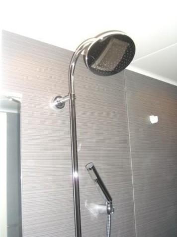 シャワーヘッドもおしゃれに