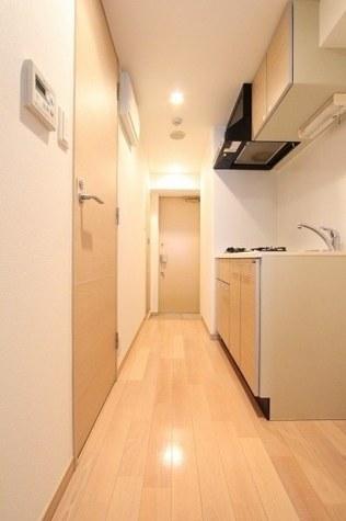 参考写真:廊下・玄関(4階・別タイプ)