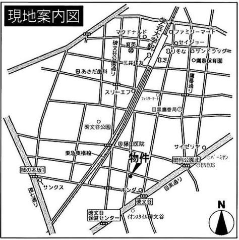 HF碑文谷レジデンス(旧ミルーム碑文谷) / 1階 部屋画像6