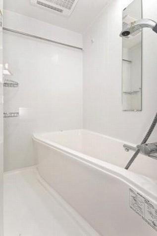 浴室乾燥機つき♪♪