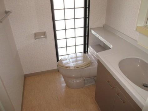 洗面室&トイレ