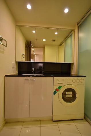 ドラム式洗濯乾燥機装備