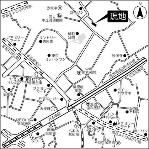 コートモデリア六本木 / 2階 部屋画像6