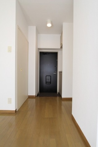 参考写真:廊下ー玄関(4階・別タイプ)