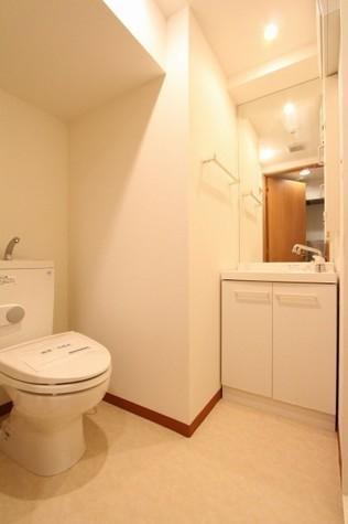 参考写真:サニタリールーム(3階・類似タイプ)