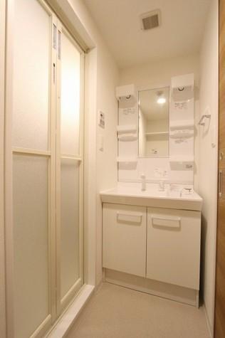 参考写真:洗面・脱衣室(別タイプ・1階)