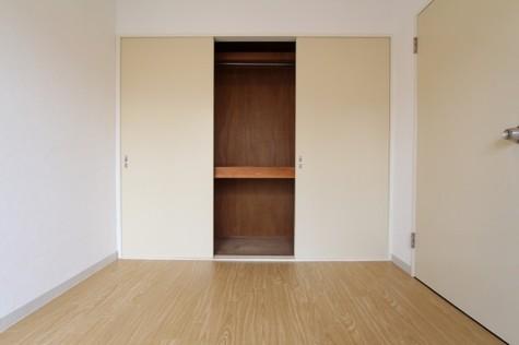 参考写真:洋室収納(3階・別タイプ)