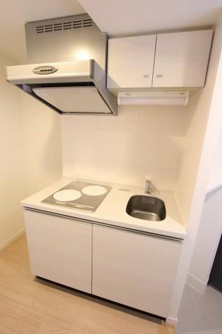 参考写真:キッチン(5階・別タイプ)