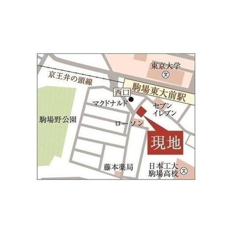 サンクレメンテ駒場東大前 / 1階 部屋画像6