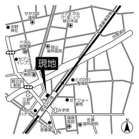 メゾンピオニ-都立大学 / 10階 部屋画像6