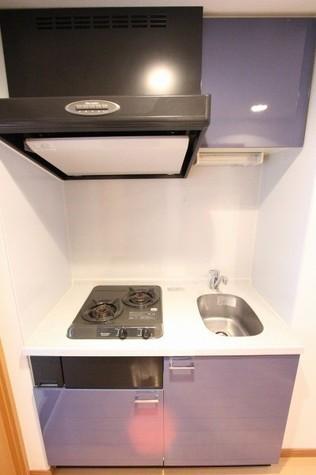 参考写真:キッチン(6階・別タイプ)