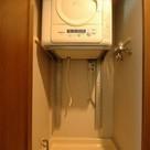 乾燥機つきです!