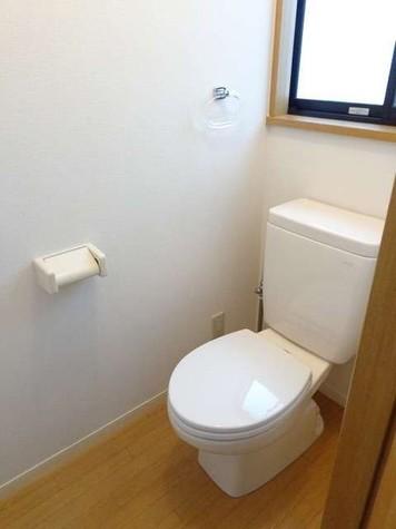 トイレにも窓