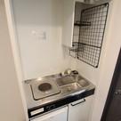 参考写真:キッチン(8階・反転タイプ)