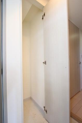 参考写真:玄関収納(3階・別タイプ)