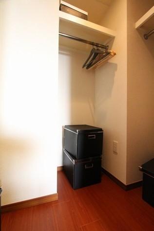 参考写真:ウォークインクローゼット(6階・別タイプ)