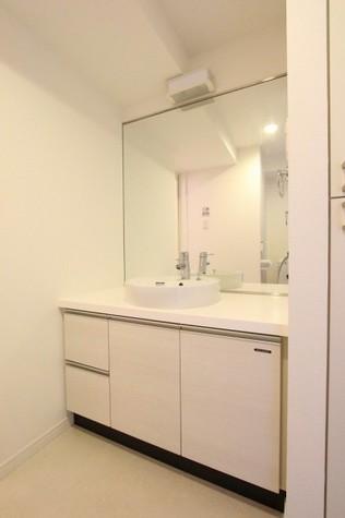 参考写真:洗面台(5階・別タイプ)