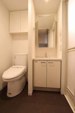 参考写真:サニタリールーム(12階・別タイプ)
