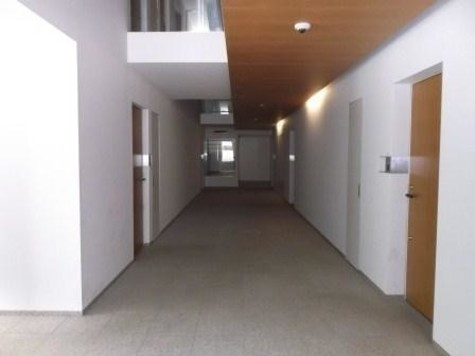 安全安心の内廊下設計